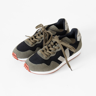 VEJA ランニングシューズ SDU BLACK OXFORD GREY OLIVE