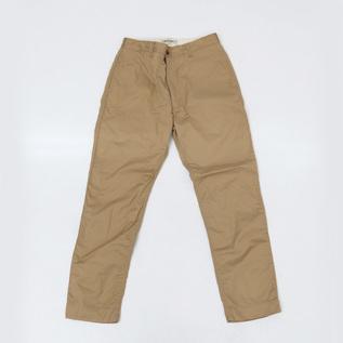 メンズ F0487 FRENCH WORK PANTS