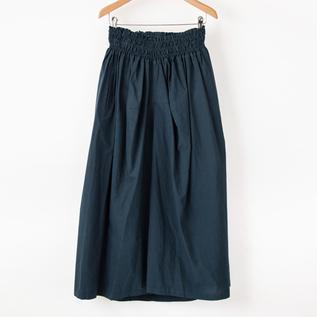 ペルー綿 ギャザースカート