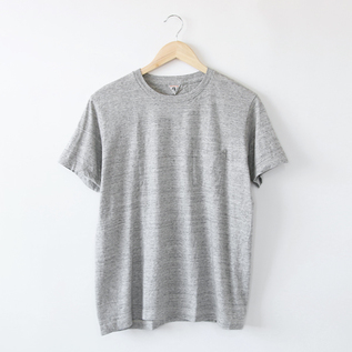 ユニセックス SUNNY クルーネックTシャツ OLD MELANGE