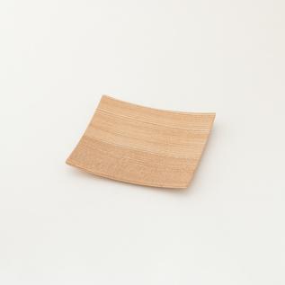 木製プレートスクエア S