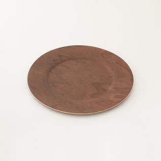 木製ワイドリム皿 S