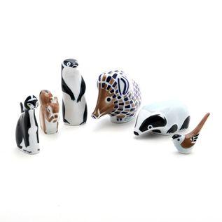 陶製置物 動物