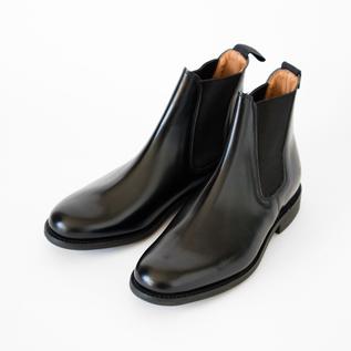 サイドゴアブーツ CHELSEA BOOT 1829 Black