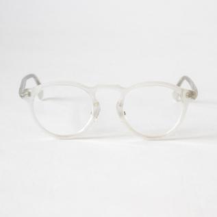 鯖江 リーディンググラス 透明色