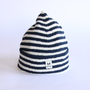 KNIT STRIPE CAP