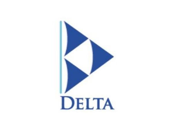 Thumb delta logo