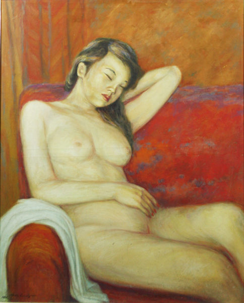裸女_T.Koo collection