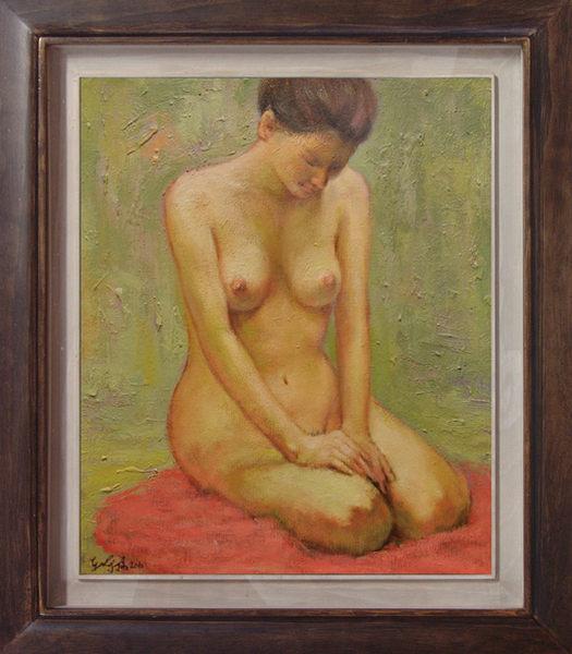 裸女2_T.Koo collection
