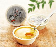 鮮纖芒果布丁奶酪