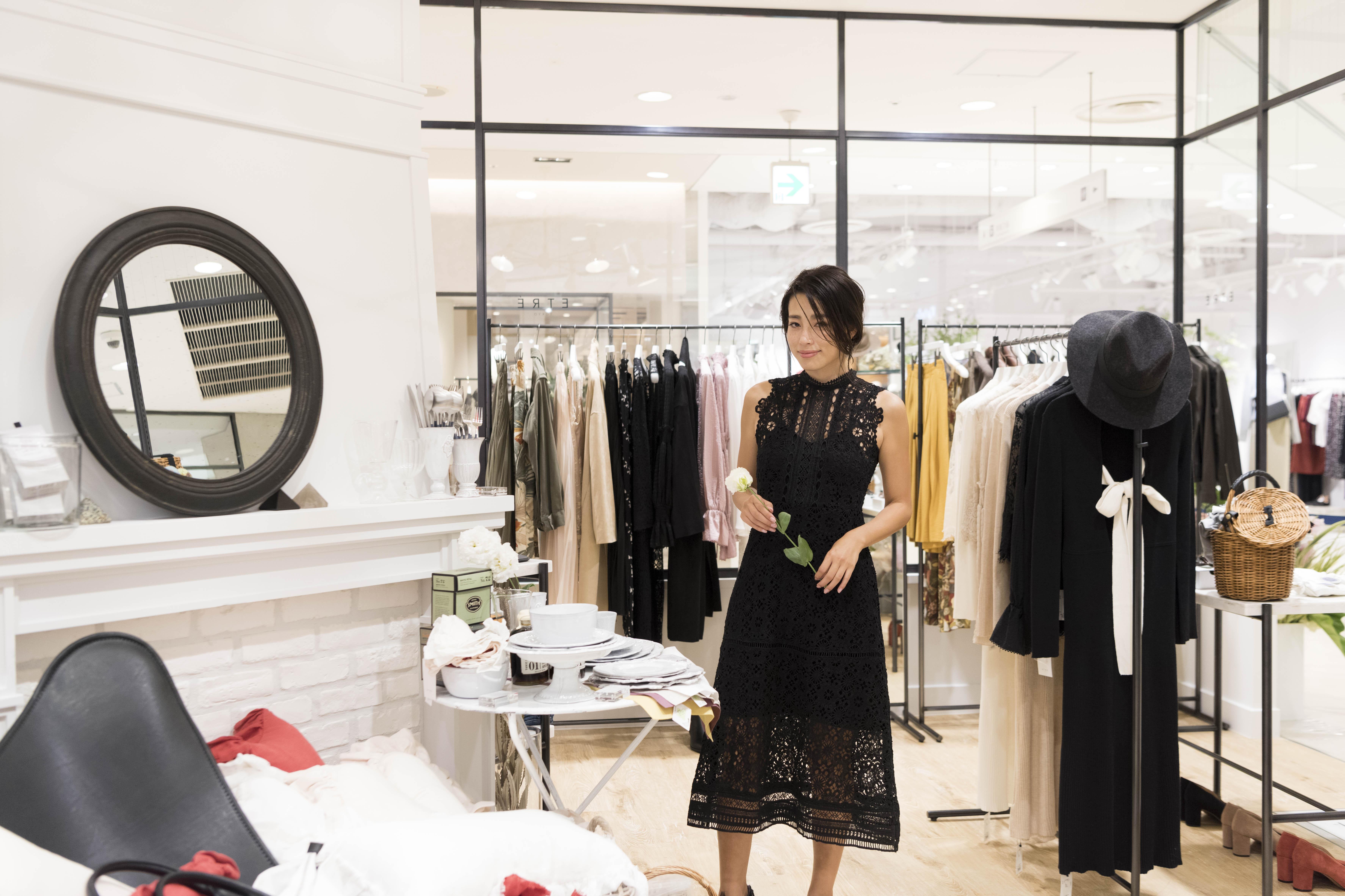 ETRÉ TOKYO SHINJUKUが本日9/7(木)オープン! プレオープンではルミネ新宿ルミネ2同区画における単日過去最高売上を記録。