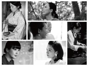 3ミニッツ、クリエイティブな女性6名のキャスティングに協力。GINZA SIXで開催する写真展「Another Side of Radiance クレ・ド・ポー ボーテ 6人の女性たち」
