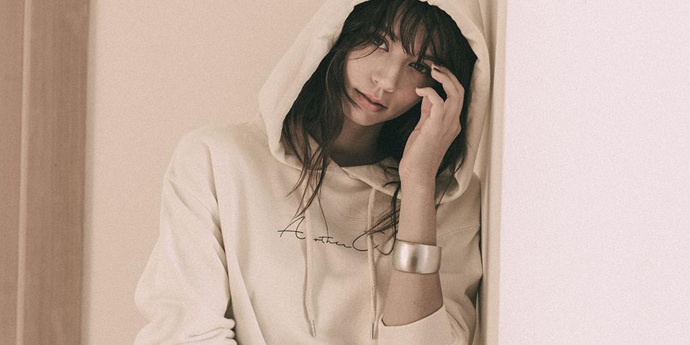 一児の母でありモデルの山田千尋、 新レディースアパレルブランド「AnotherC」を期間限定スタート