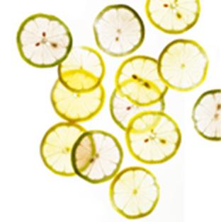 しょうがと檸檬の香り