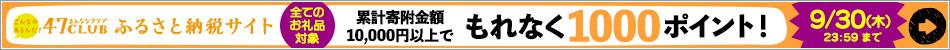 ふるさと納税サイト秋のポイント還元キャンペーン