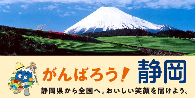 【がんばろう!静岡】静岡県から全国へ。おいしい笑顔を届けよう。