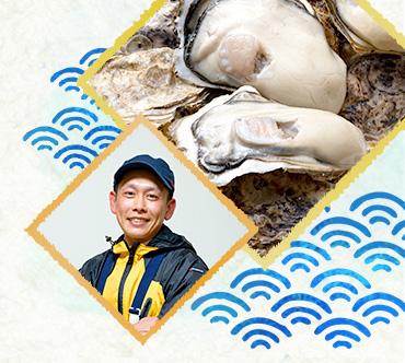 【中野水産】美浄生牡蠣 殻付き[生食用]レンジでチンして蒸し牡蠣ができる容器入り