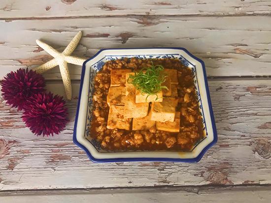麻婆豆腐(不辣)