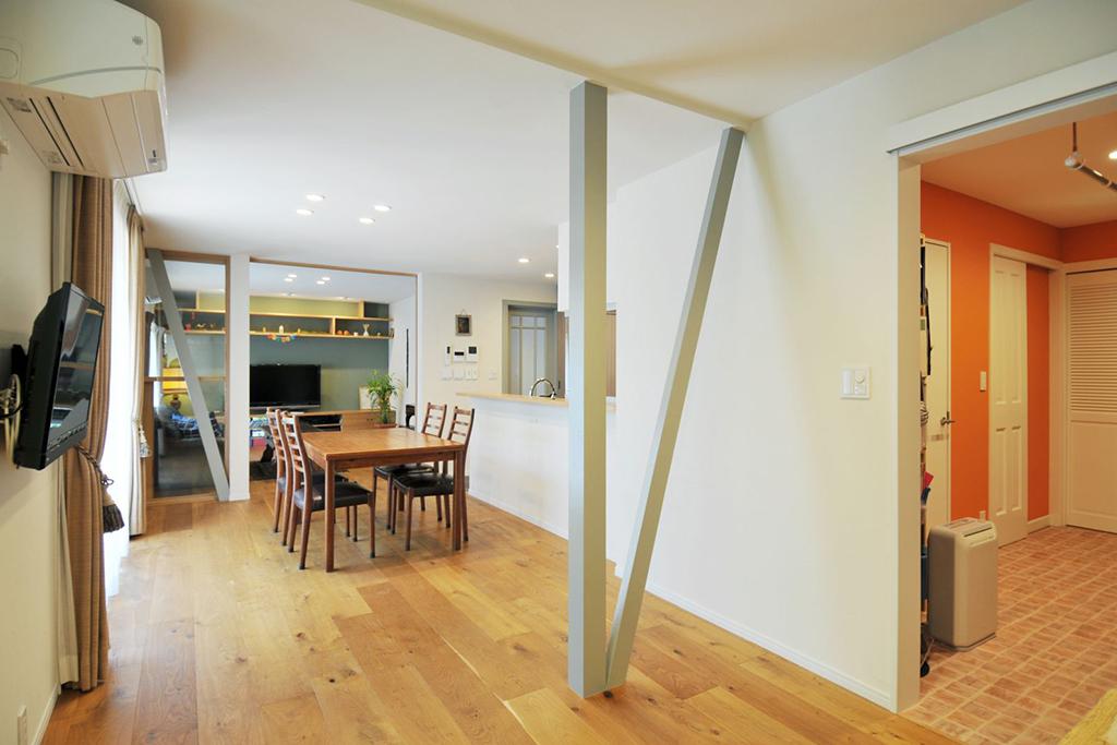 施工事例2:家族で住み継ぐ、戸建てリノベーション