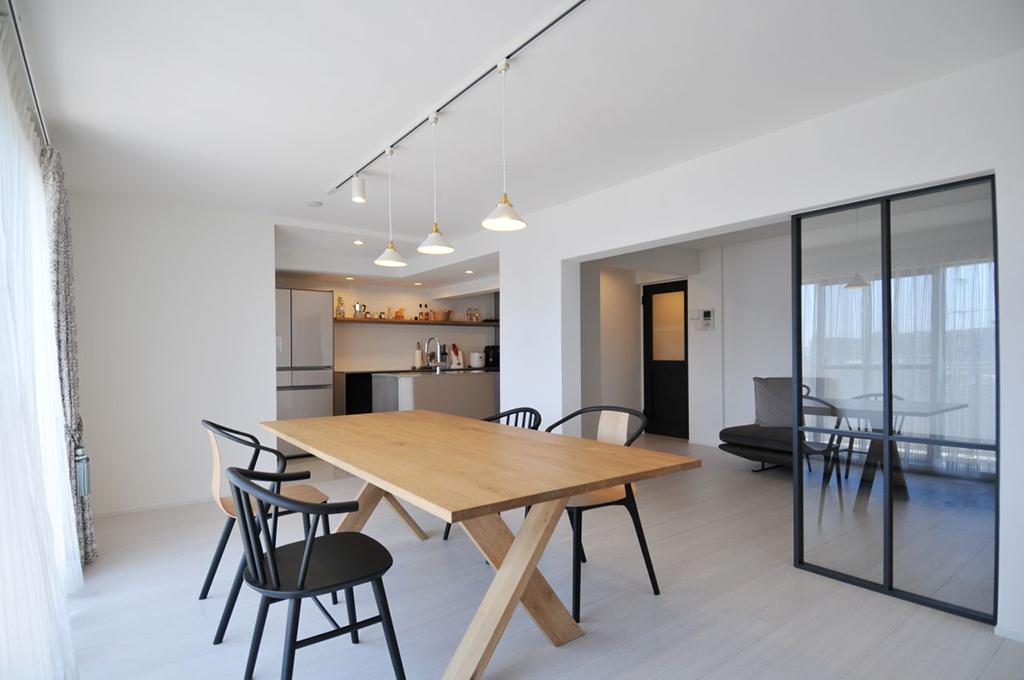 ●施工事例3:リノベーションで清潔感のある暮らしやすいマンションに