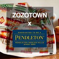 ZOZOTownにPENDLETON STOREオープン!
