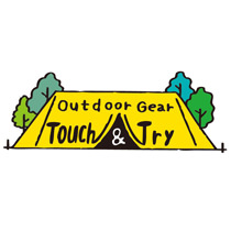 「Outdoor Gear Touch & Try」にA&Fが出展いたします。