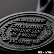 ENGINE×LODGE特製グリルパンが完成しました。