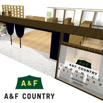 長野県2店舗目、A&Fカントリー松本店をOPENいたします。