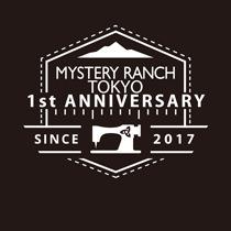 4月15日、MYSTERY RANCH TOKYOが1周年を迎えます!