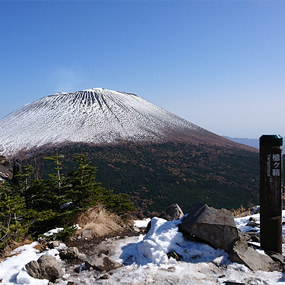 山で感じる四季(初冬)