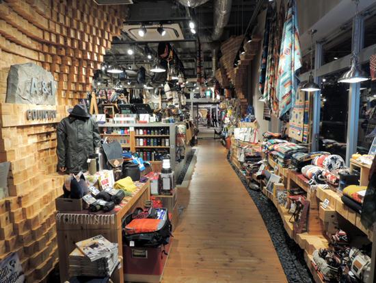 A&Fカントリー KASHIWANOHA T-SITE店