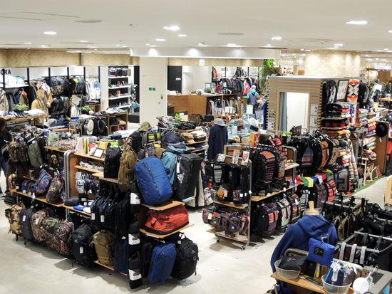 A&Fカントリー 渋谷ヒカリエShinQs店