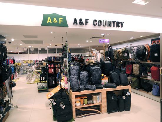 A&Fカントリー 東急ハンズ梅田店