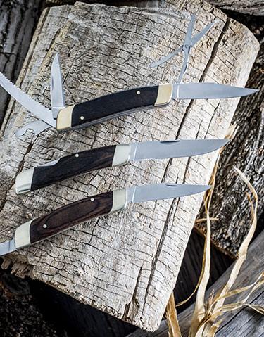 シングルブレードナイフ