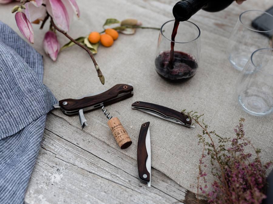 フォールディング ピクニックナイフ