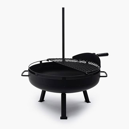 Cowboy Fire Pit Grill - 23