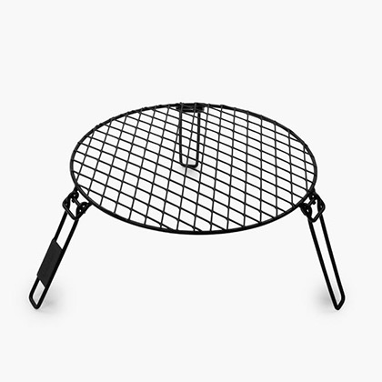 Fire Pit Grill Grate (Circular)