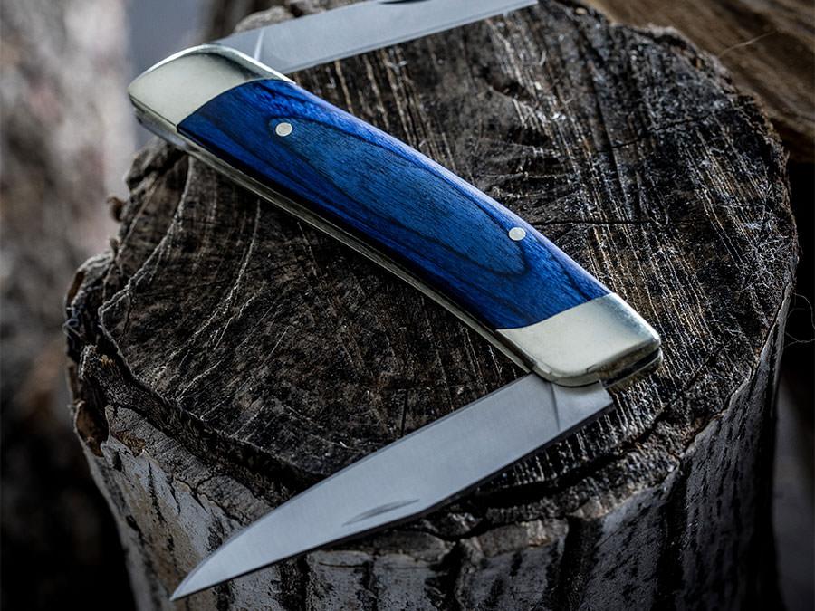 ダブルブレードウィットラーナイフ