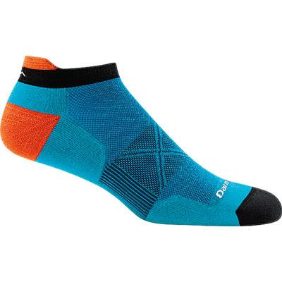 【Coolmax Vertex No Show Tab Ultra - Light Running Socks】 メンズ Black ダーンタフ ランニング・ウォーキング