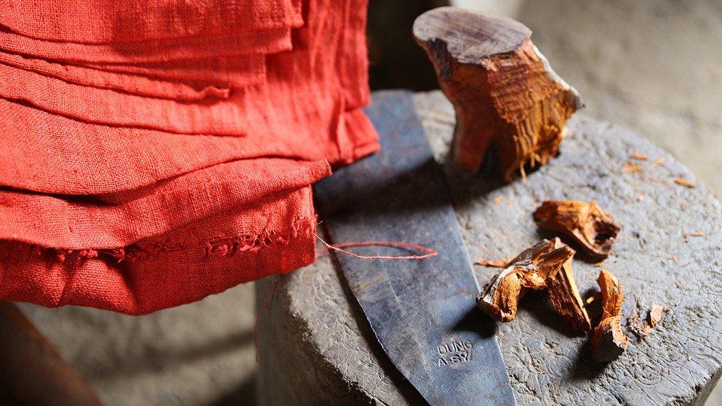 Natural Dye | Ethnotek Bags