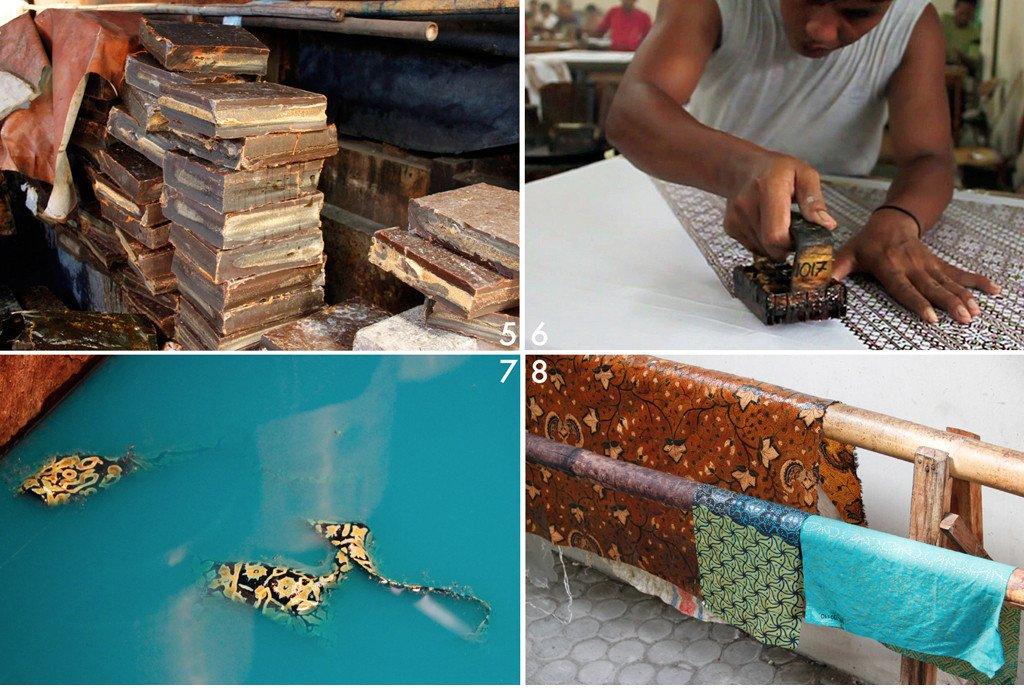 Indonesia Batik Process | Handmade | Ethnotek