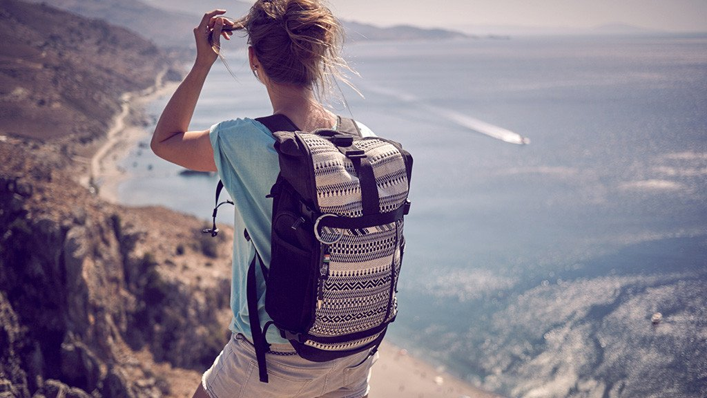 Travel Backpack | Raja Pack | India Fabric