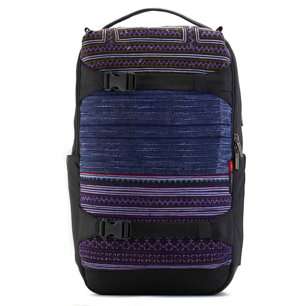 Socially responsible laptop bags by ETHNOTEK.