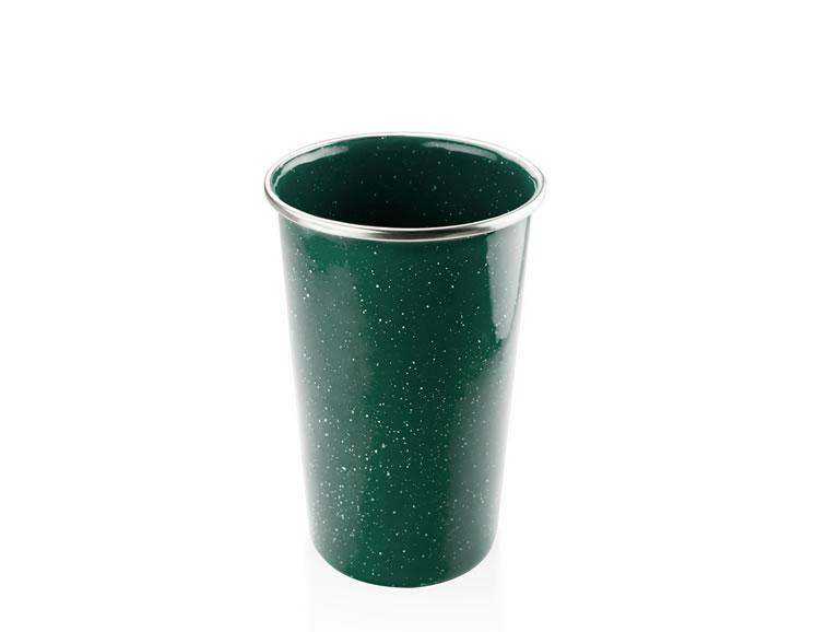 PIONEER PINT GLASS