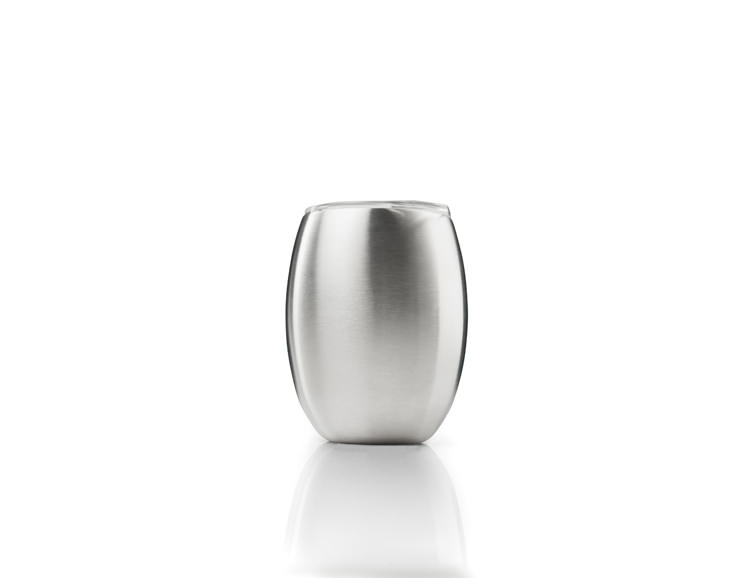 GLACIER STAINLESS DW WINE GLASS