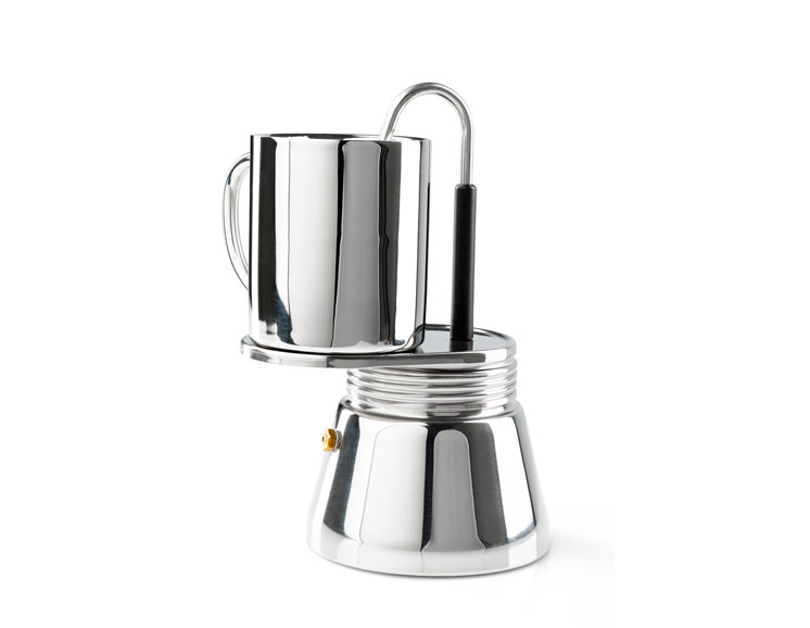 4 CUP STAINLESS MINI EXPRESSO