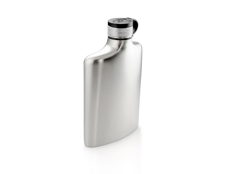 GLACIER STAINLESS 8 FL. OZ. HIP FLASK