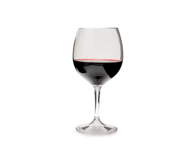 NESTING RED WINE GLASS