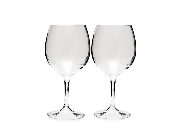 NESTING RED WINE GLASS SET