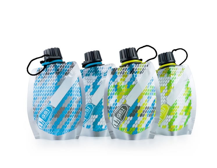 SOFT SIDED TRAVEL BOTTLE SET- 3.4 FL. OZ.